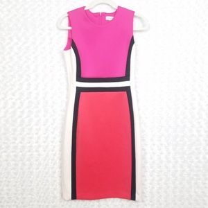 Dresses & Skirts - Colorblock Pencil Dress
